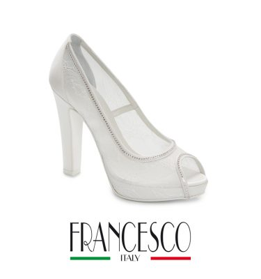 official photos 1f259 cd4f7 Scarpe sposa e damigelle | Calzaturificio Francesco s.r.l.